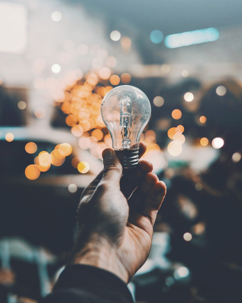 Business blog post ideas can come in an instant