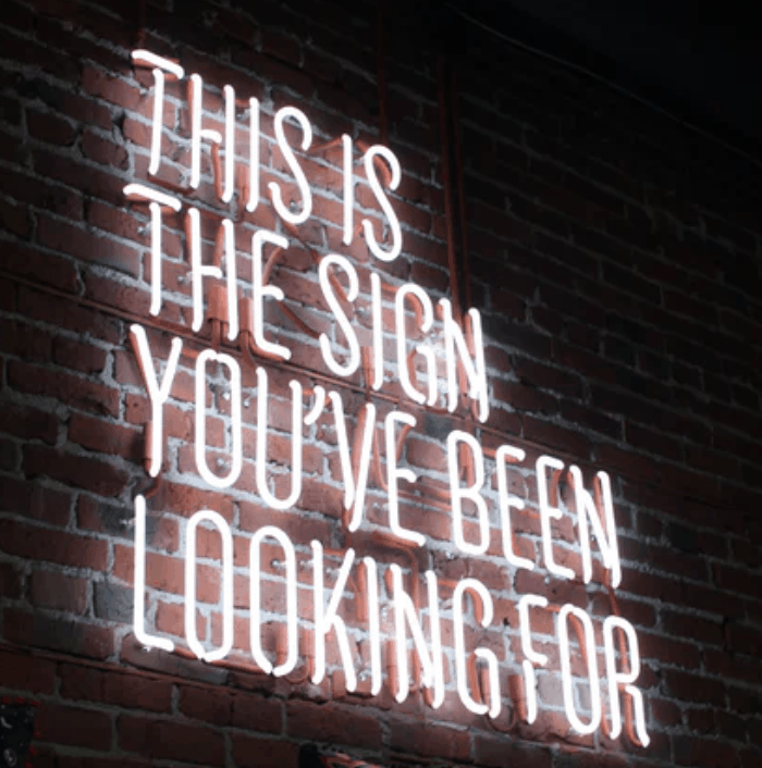content marketing agency the sign you've been looking for