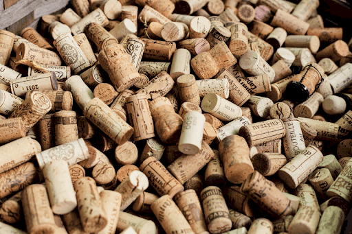 winery marketing corks