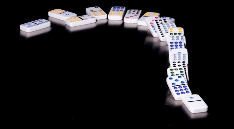 Effectiveness vs. Efficiency: The Domino Effect